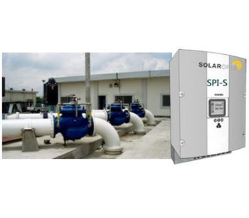 Solaropia - Model SPI-S Class - Solar Surface Pumping Systems