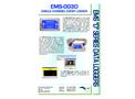 EDS - Model EMS-003D - Single Channel Event Data Logger - Datasheet