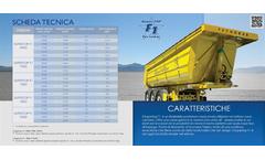 Super Top - Model F1 - Dump Trailer Brochure
