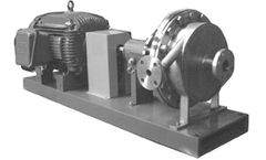 Model 6000F (A40-3) - Pedestal Mount Centrifugal Pumps