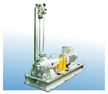 GAMA - Model I/II 610 - Horizontal Centrifugal Volute Process Pumps