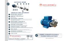 Flexible Impeller Pumps Brochure