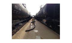 RoboLiner - Composite Pure Spray Polyurea Secondary Containment System