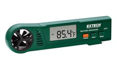 Extech - Model AN25 - Heat Index Anemometer