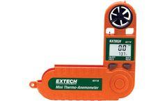 Extech - Model 45118 - Mini Thermo-Anemometer