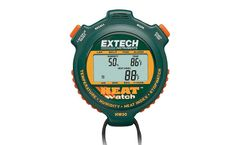Extech HeatWatch™ - Model HW30 - Humidity/Temperature Stopwatch
