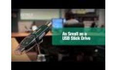 Extech 407760 USB Sound Level Datalogger Showcase - Video