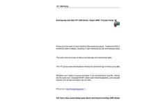 Enviropump and Seal - Model VIT-1000 Series - Super-ANSI Process Pump Datasheet