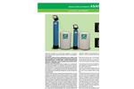 Model AS/AT, AS/AV - Automatic Softeners - Brochure