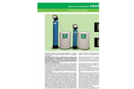 Model AS/AT, AS/AV - Automatic Softeners - Brochure