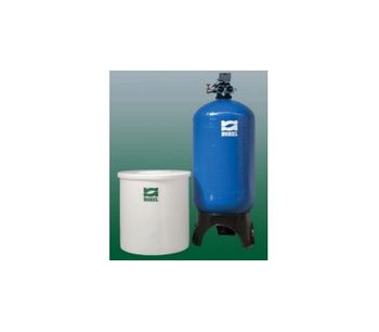 Model AS/Meter - Automatic Water Softeners