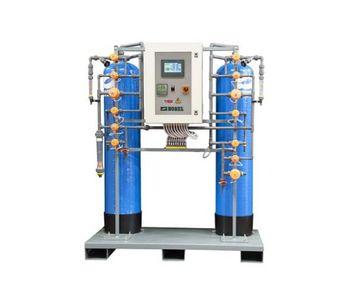 Nobel - Model DA/V - Automatic Deionizers