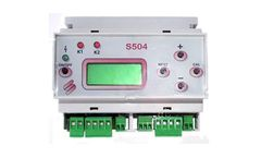Model S504 - Microprocessor-Based Instruments for Installation on Din Slot