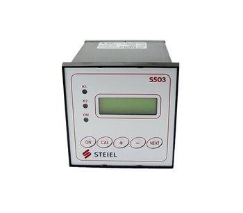 Steiel - Model S503 - Microprocessor-Based Instruments