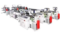 Plastic Extrusion Lines for ABS/PLA Filaments