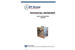 Model MDC250 - Desiccant Dehumidifier Brochure