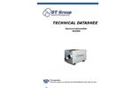 Model MDC 800 - Desiccant Dehumidifier Brochure