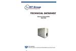 Model MDC 7500 - Commercial Desiccant Dehumidifier Brochure