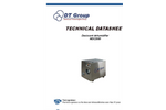 Model MDC 2000 - Desiccant Dehumidifier Brochure