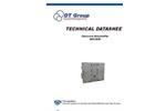 Model MDC 4000 - Desiccant Dehumidifier Brochure
