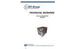 Model MDC 450 - Desiccant Dehumidifier Brochure