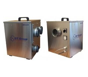 Model MDC 250 - Desiccant Dehumidifier