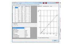 MLE - Version FIAStudio - Windows Based Laboratory Software