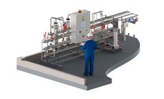 Hidromatic - Model VPW - Pharmaceutical Water Production Plant