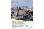 Blastcrete - Model RS180 - Mixer-Pump - Brochure