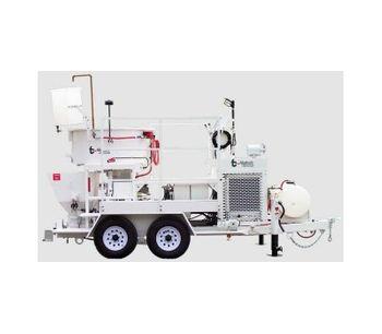 Model MX-10 - 3-Inch Swing Tube Mixer/Pump