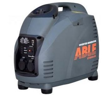 Able - Model IN3500DY - 3.5 kVA Inverter Petrol Genset