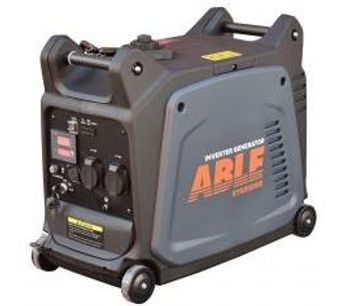 Able3.5 kVA - Model IN3500IE - 3.5 kVA Petrol Electric / Remote Start Inverter Genset