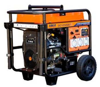 Able - Model DC12500E1 - 11 kVA 240 Volt Trade Spec Petrol Genset