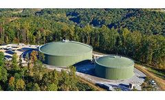 AWWA - Model D110 Type III - Water Storage Tank
