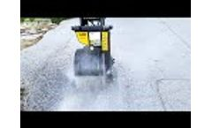 The Most Equipped MB Cutter Head: the MB-R500 is Removing Asphalt Video