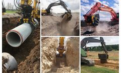 Gas pipelines, aqueducts, telephone and optical fiber channels: this is excellent news for companies specialized in excavations and trenching