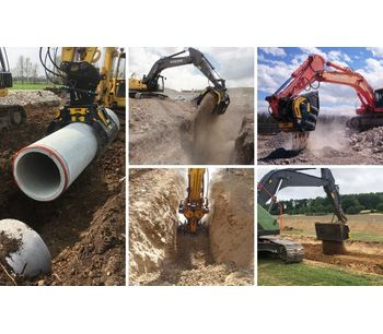 Gas pipelines, aqueducts, telephone and optical fiber channels: this is excellent news for companies specialized in excavations and trenching - Water and Wastewater - Pipes and Piping