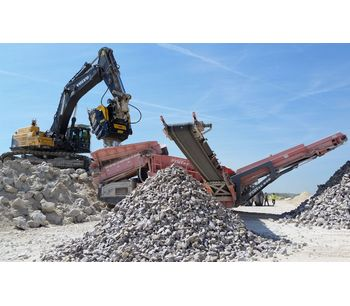 Jaw bucket crushers solution for recycling aggregate sector - Construction & Construction Materials - Demolition and Remediation-3