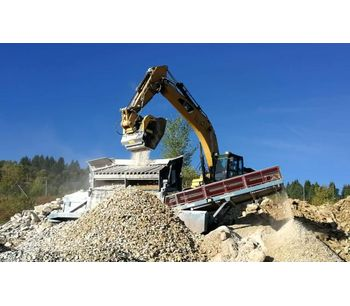 Jaw bucket crushers solution for recycling aggregate sector - Construction & Construction Materials - Demolition and Remediation-2
