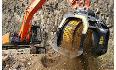 Jaw bucket crushers solution for quarries and mines sector