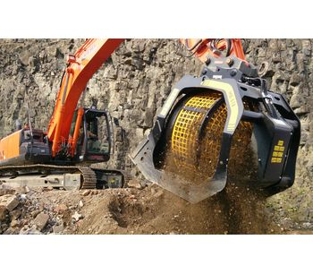 Jaw bucket crushers solution for quarries and mines sector - Mining
