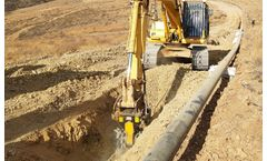 Jaw bucket crushers solution for piping and excavation sector