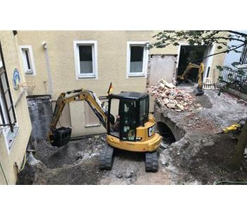 Inaccessible job-sites: how to get rid of difficulties and reduce costs - Construction & Construction Materials - Demolition and Remediation