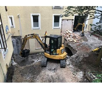 Do not disturb the tenants and respect the environment.  - Construction & Construction Materials - Demolition and Remediation