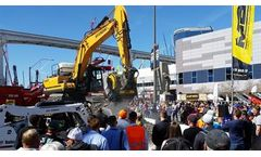 MB Crusher America doubles up at Conexpo 2020