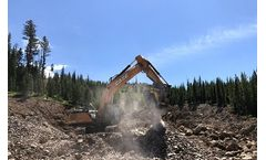 Montana Mountains - Using the BF120.4 crusher helped simplify a company`s inefficient process