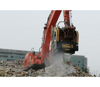 Seaports and airports: With MB Crusher, profits take off while reducing costs