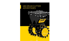 MB Drum Cutter Advantages - Informational