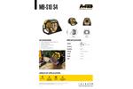 MB Crusher MB-S10 S4 Screening Bucket - Brochure