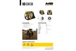 MB Crusher MB-S14 S4 Screening Buckets - Brochure